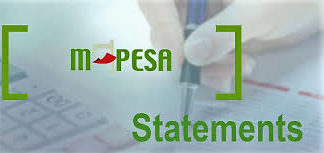 mpesa statements