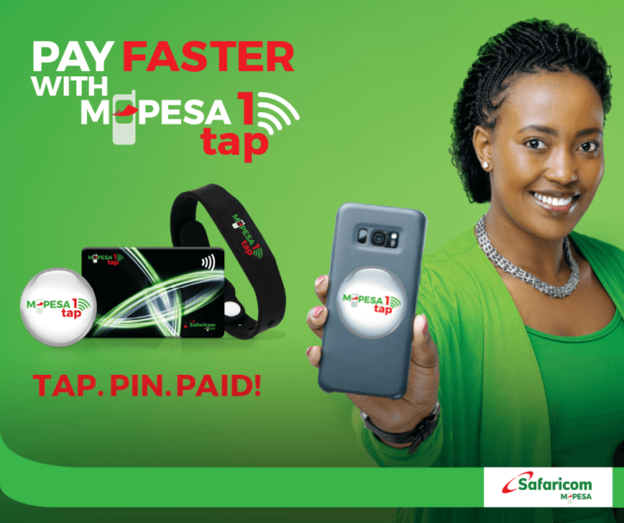 safaricom one tap