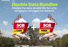 Safaricom double bundles